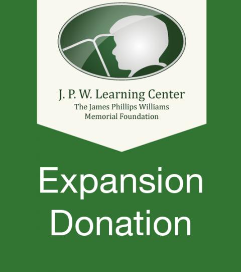 Expansion Campaign Donation