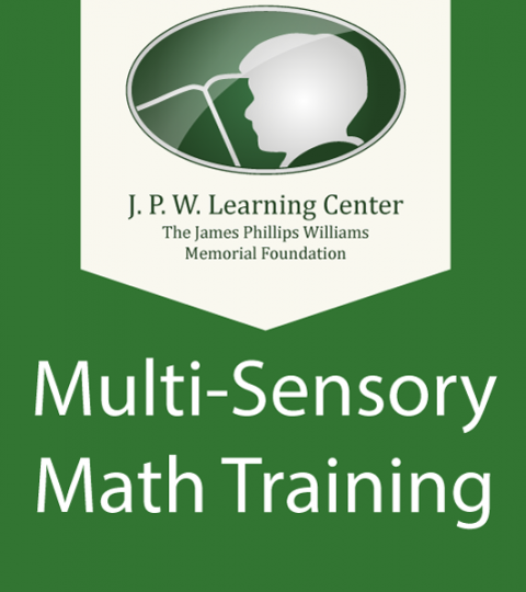 Multi-Sensory Math Training