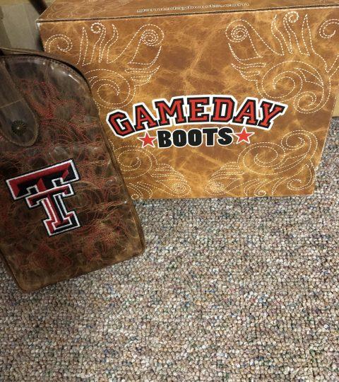 Texas Tech Game Day Purse