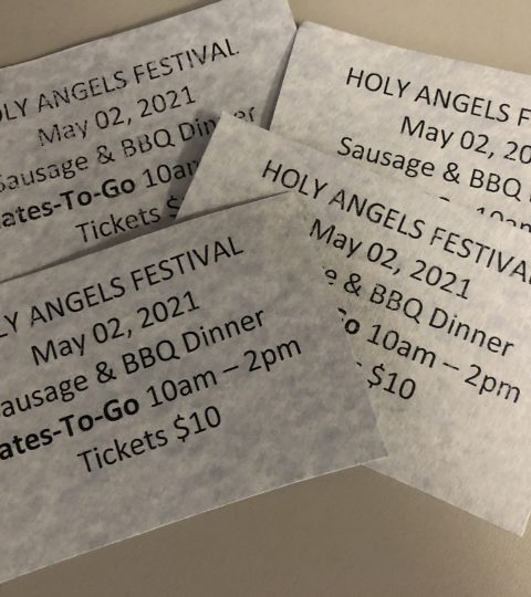 Holy Angels Festival Tickets